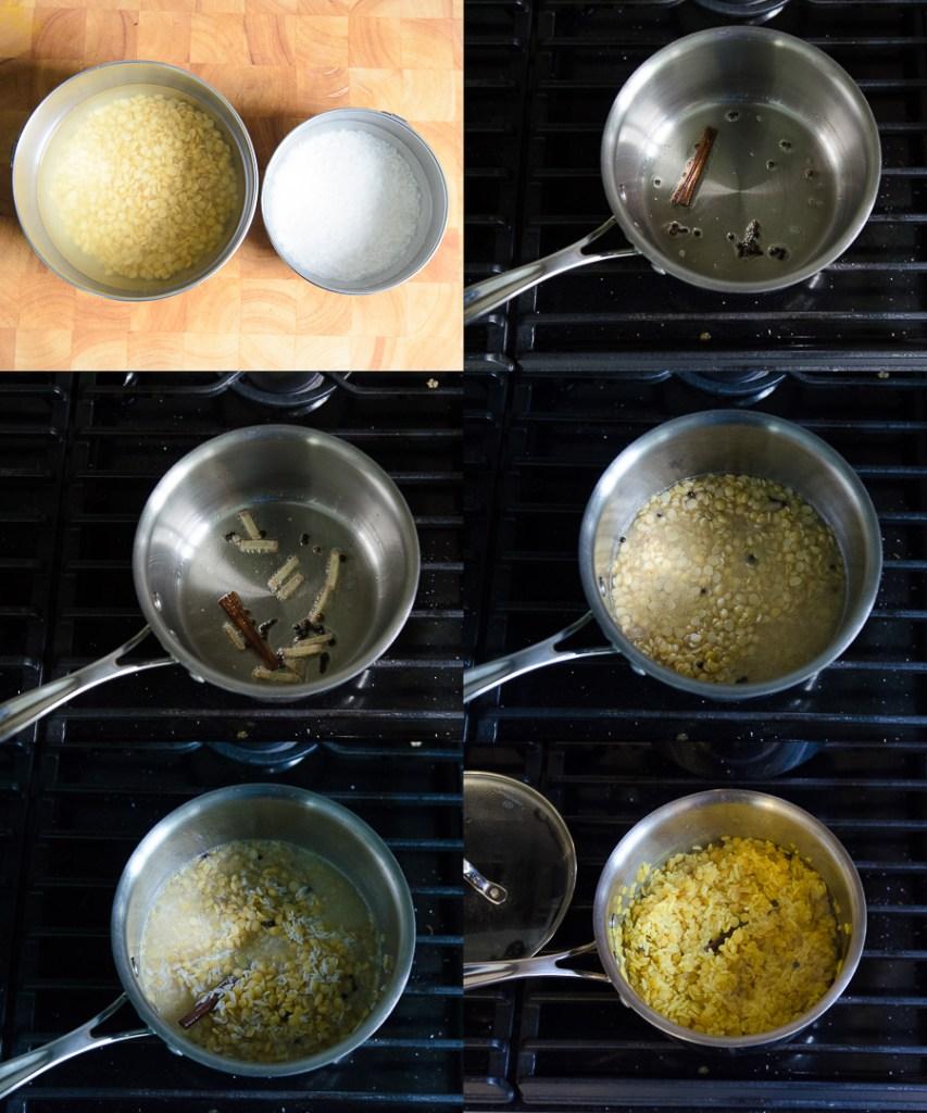 Spiced Lentil Rice ~ Khichdi