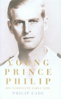 Young Prince Philip by Philip Eade