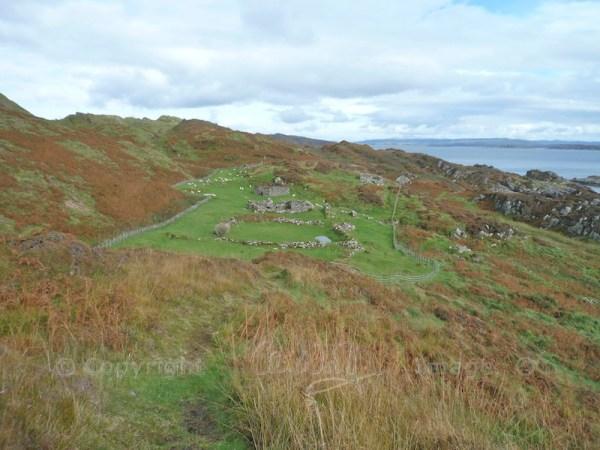 Garvellachs - distant view