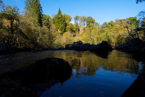River Braan (October 2013)