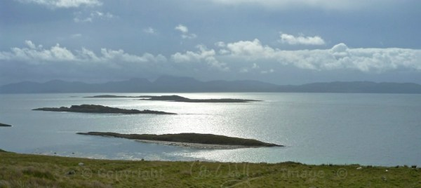 Loch Sween and islands