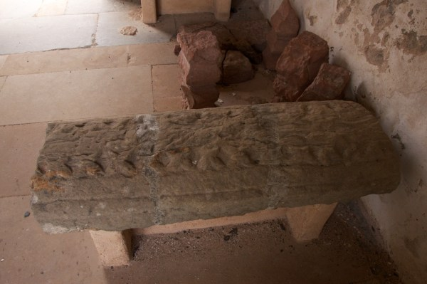13th century grave slab