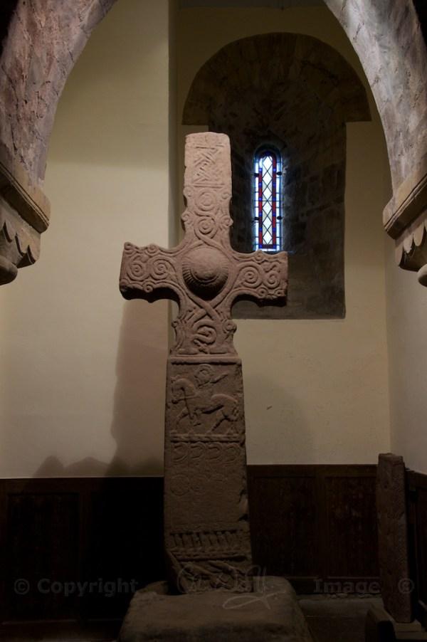 St Serf's Cross