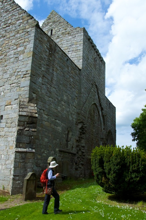 Dowsing at Torphichen 2
