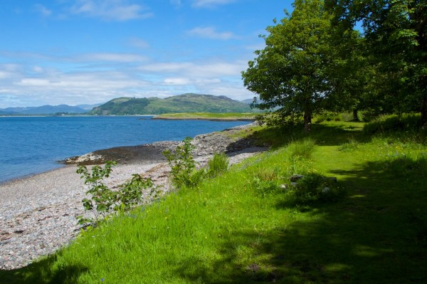 Dunstaffnage Bay