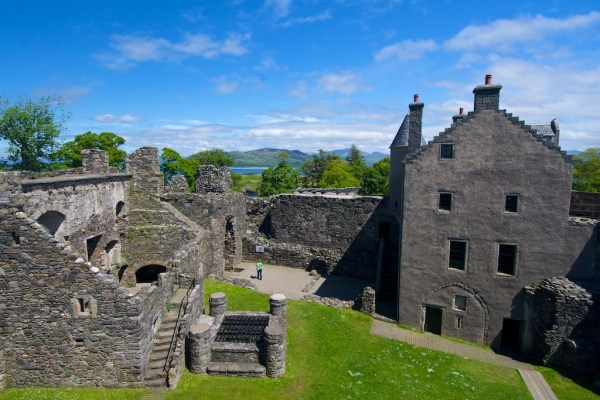 Dunstaffnage Castle (2)