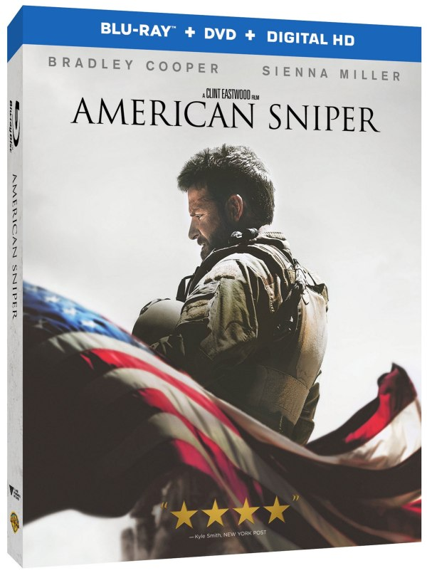 American Sniper Blu-ray, DVD and Digital Release Date and ...