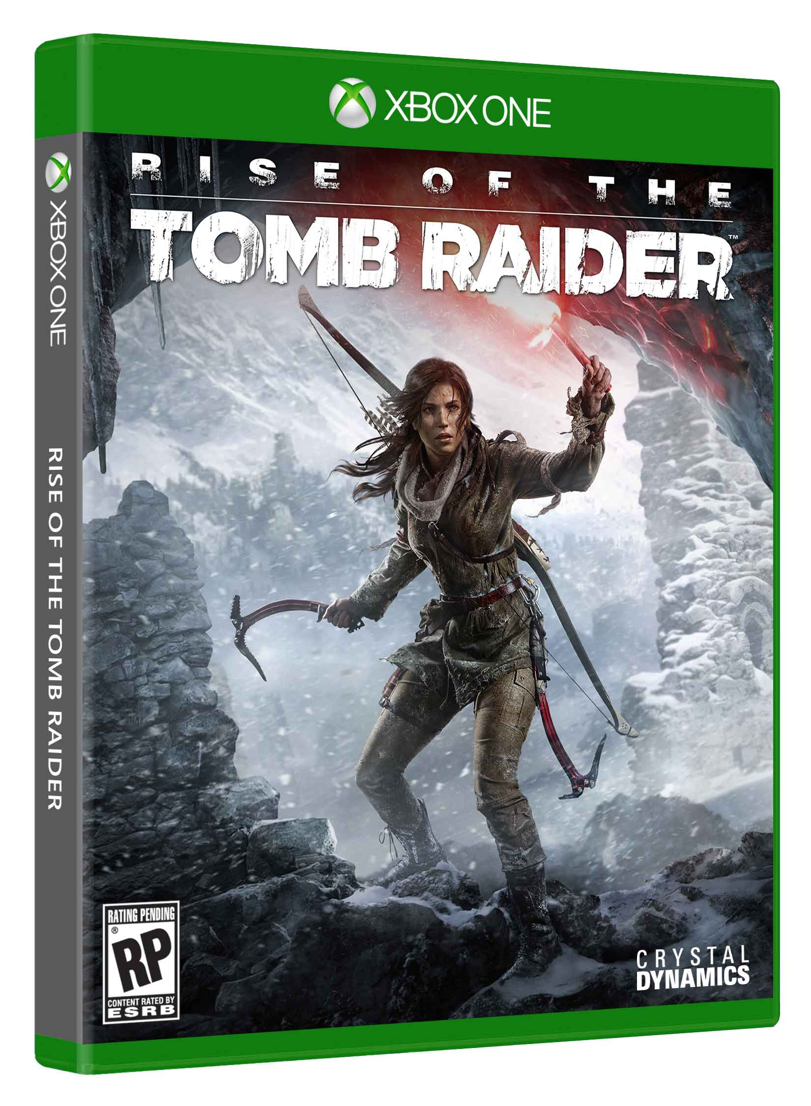New Rise Of The Tomb Raider Trailer For Xbox One Teases A Big E3 Reveal TheHDRoom