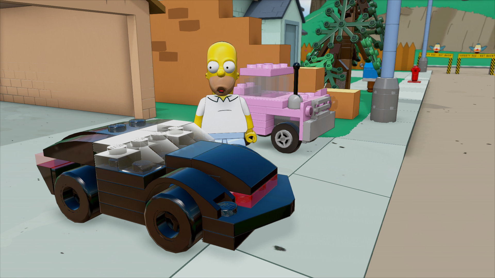 LEGO Dimensions First Look The LEGO Batman Movie And