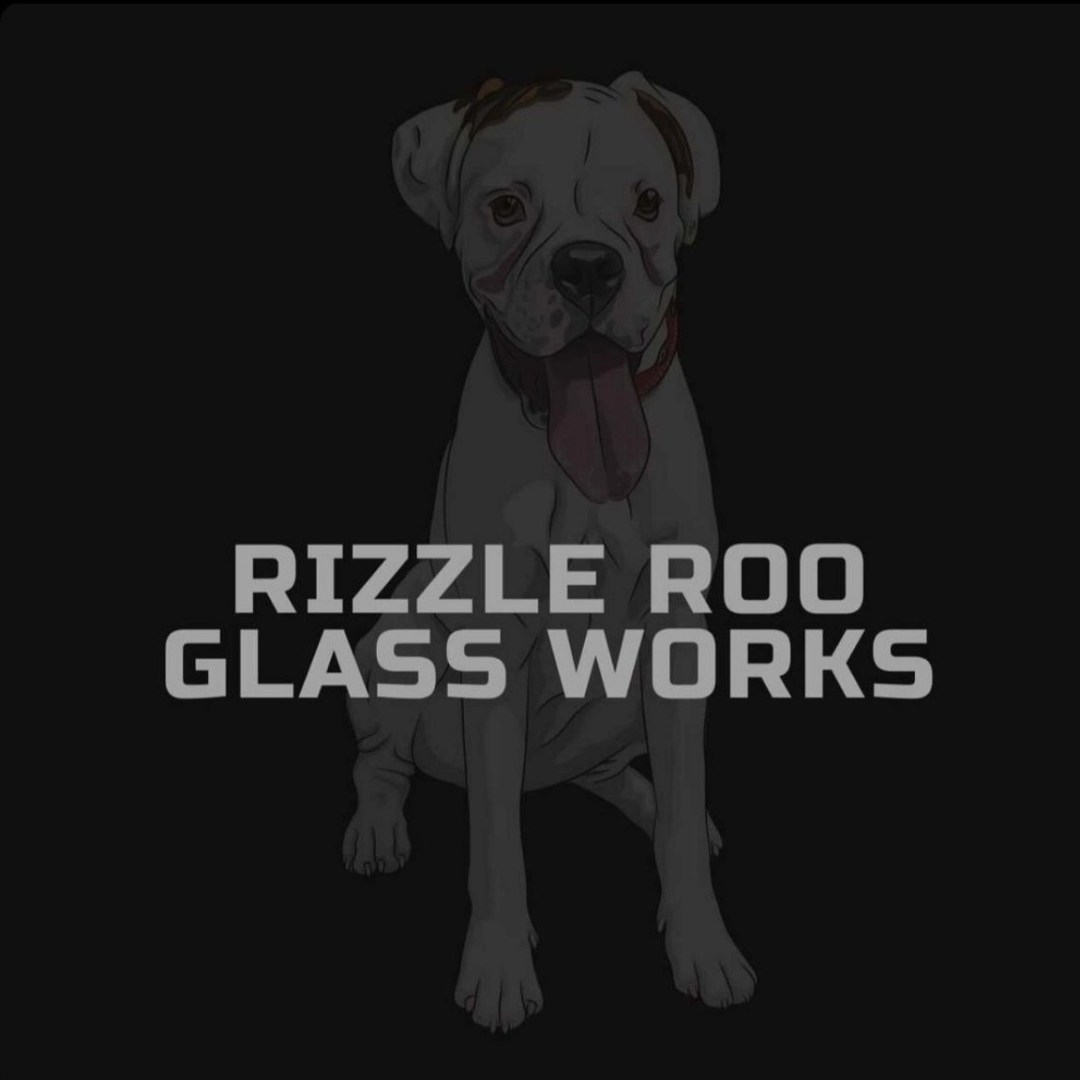 Rizzle Roo Glass
