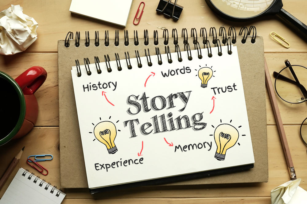 Storytelling: A Powerful Leadership Tool