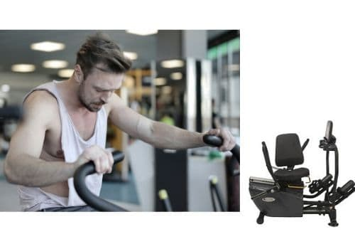 seated elliptical