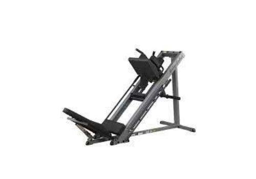 hack squat machine