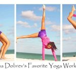 Nina Dobrev's Favorite Yoga Workout (Video Included)
