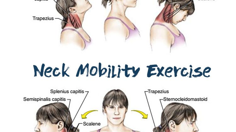 The Neck Mobility Exercise We All Should Do Each Morning