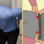 Press These 2 Points near Your Hips to Eliminate Lower Back Pain, Hip Pain, Sciatica, and more