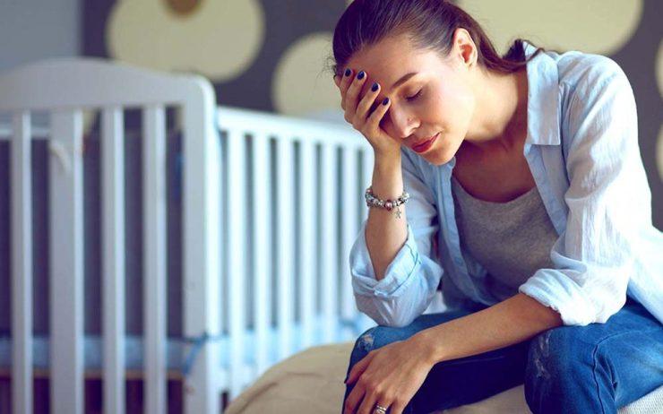 Postpartum Depression: Silent Symptoms | The Healthy
