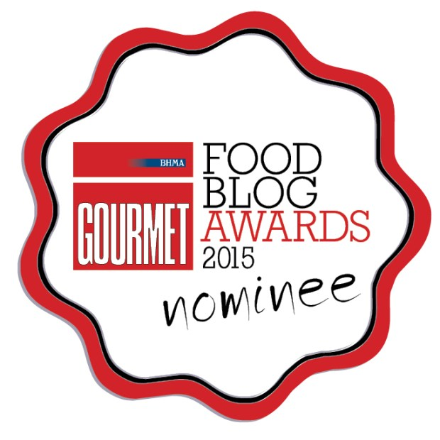 food blog awards 2015