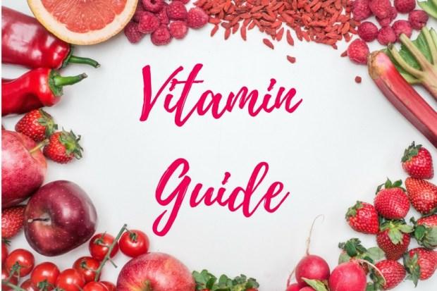 Vitamin-Guide - Οδηγός-Βιταμινών