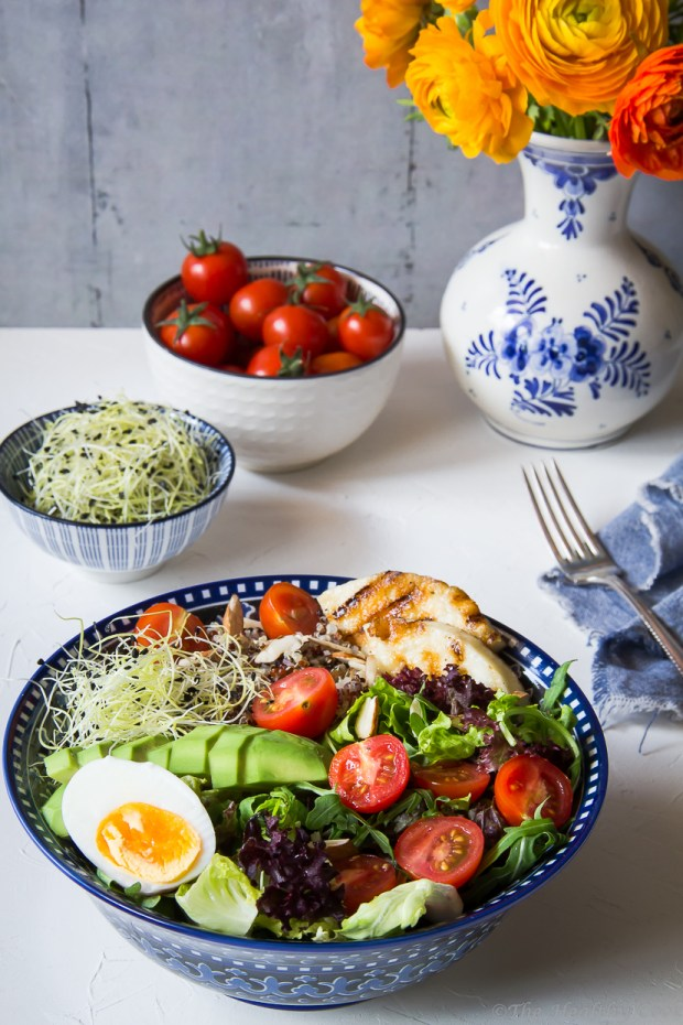 buddha-bowl-greek-style