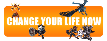 Change your life now