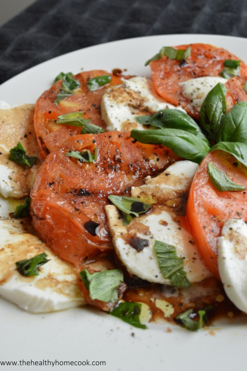 Grilled Caprese- You have to try this variation of my favorite Italian appetizer.