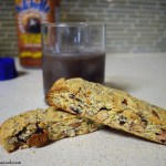 Gluten Free Orange Cranberry Biscotti