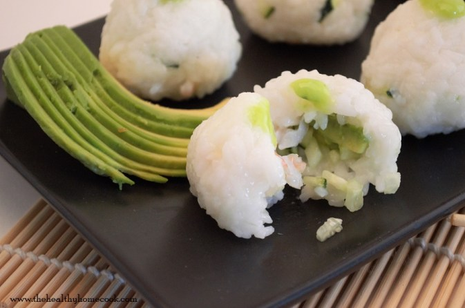 These Sushi Balls have everything you love about sushi, without the headache of trying to create the perfect roll.