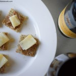 Parmhoneydatescuit {Parmesan + Honey + Date Bites}