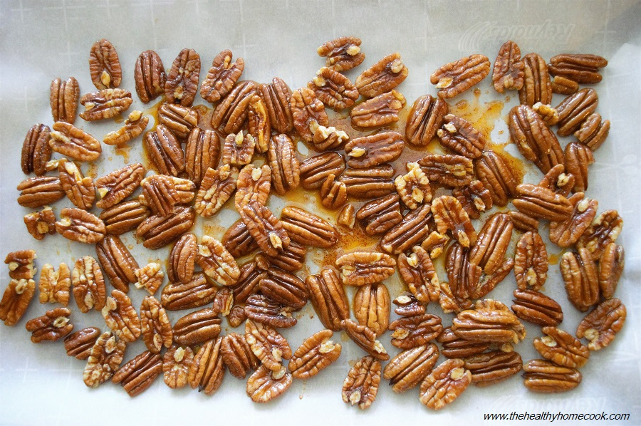 If you are looking for a new way to enjoy pecans, my Spicy Rosemary Pecans will blow you away.