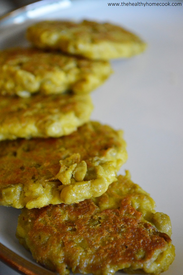 This recipe for Pea & Parmesan Fritters is the perfect way to transform them into a meal your kids will gobble up.