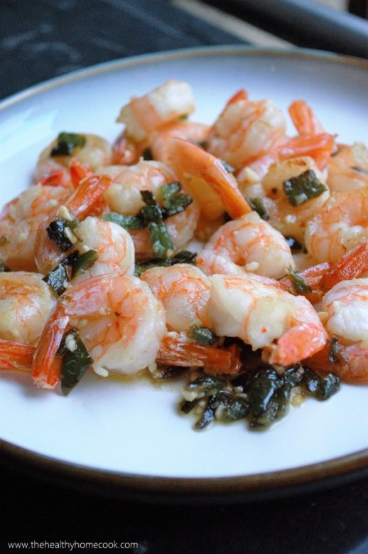 Tired of serving the same old shrimp cocktail as an appetizer? Try this Spicy Sauteed Shrimp instead.