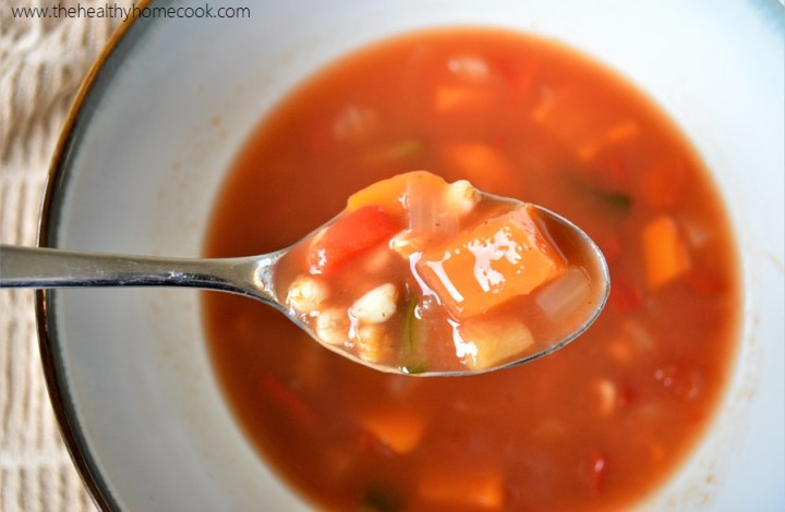 Boost Your Metabolism With Soup