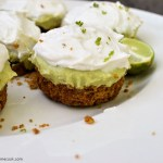 Mini Vegan Key Lime Pies
