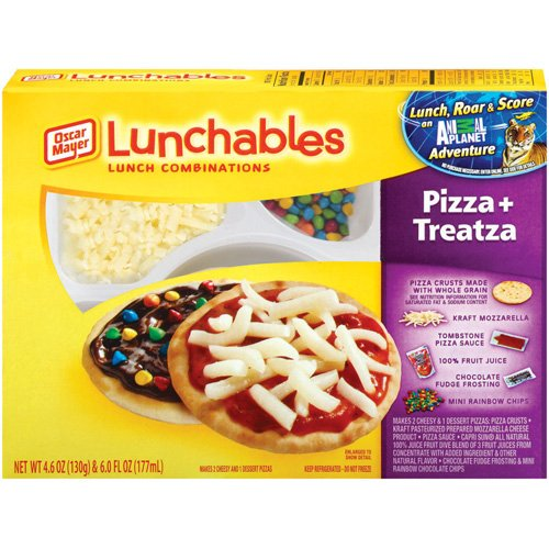 Lunchables Creator Wont Feed Them To His Own Kids