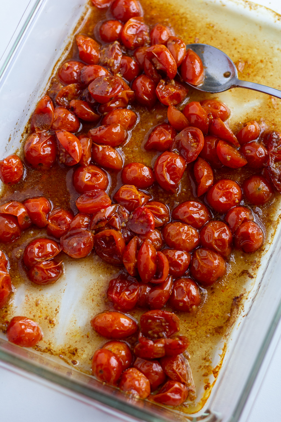 Balsamic Roasted Cherry Tomatoes