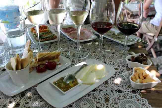 Wine tasting foods 2
