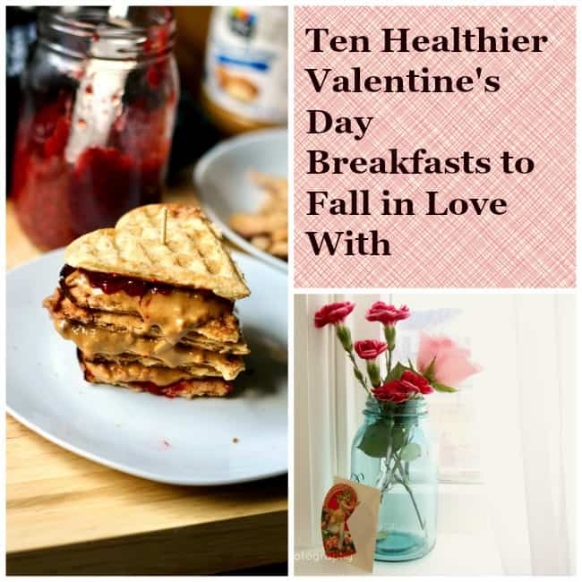 Ten Healthier Valentine's Day Breakfasts to Fall in Love With