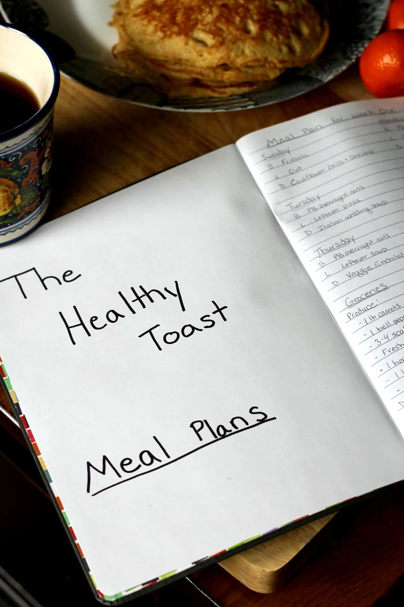 Tips and Tools for Meal Planning