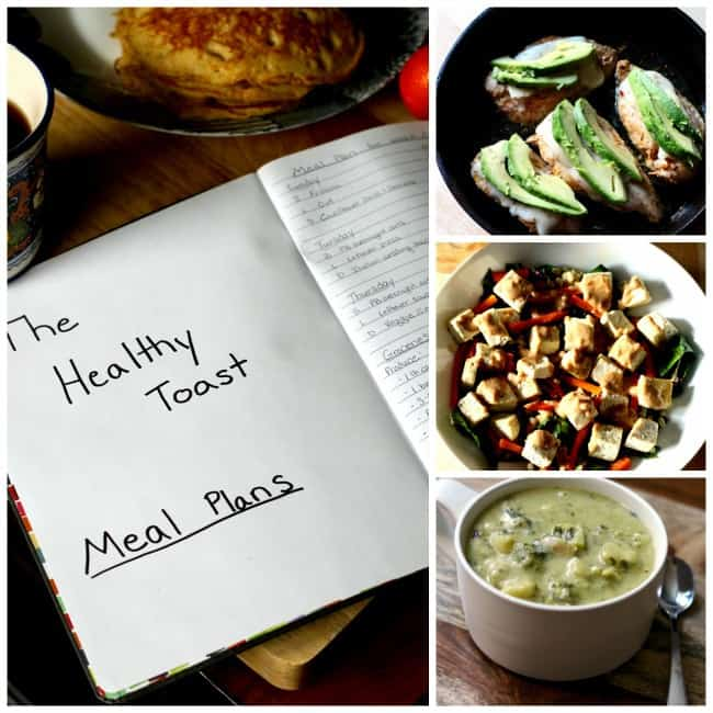 THT Meal Planning Guide Week 5