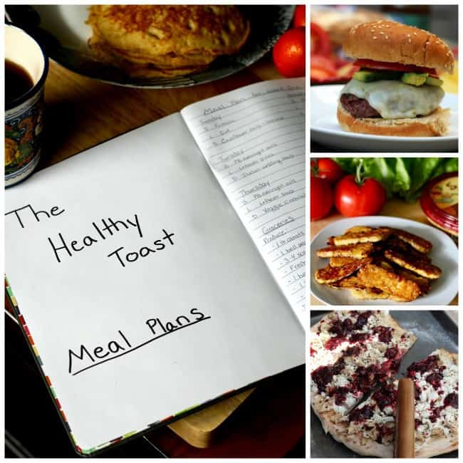THT Meal Planning Guides: Week 8