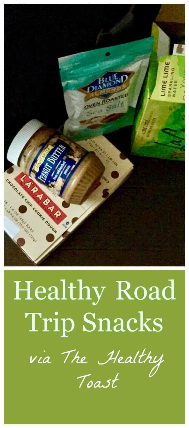 Healthy Road Trip Snacks