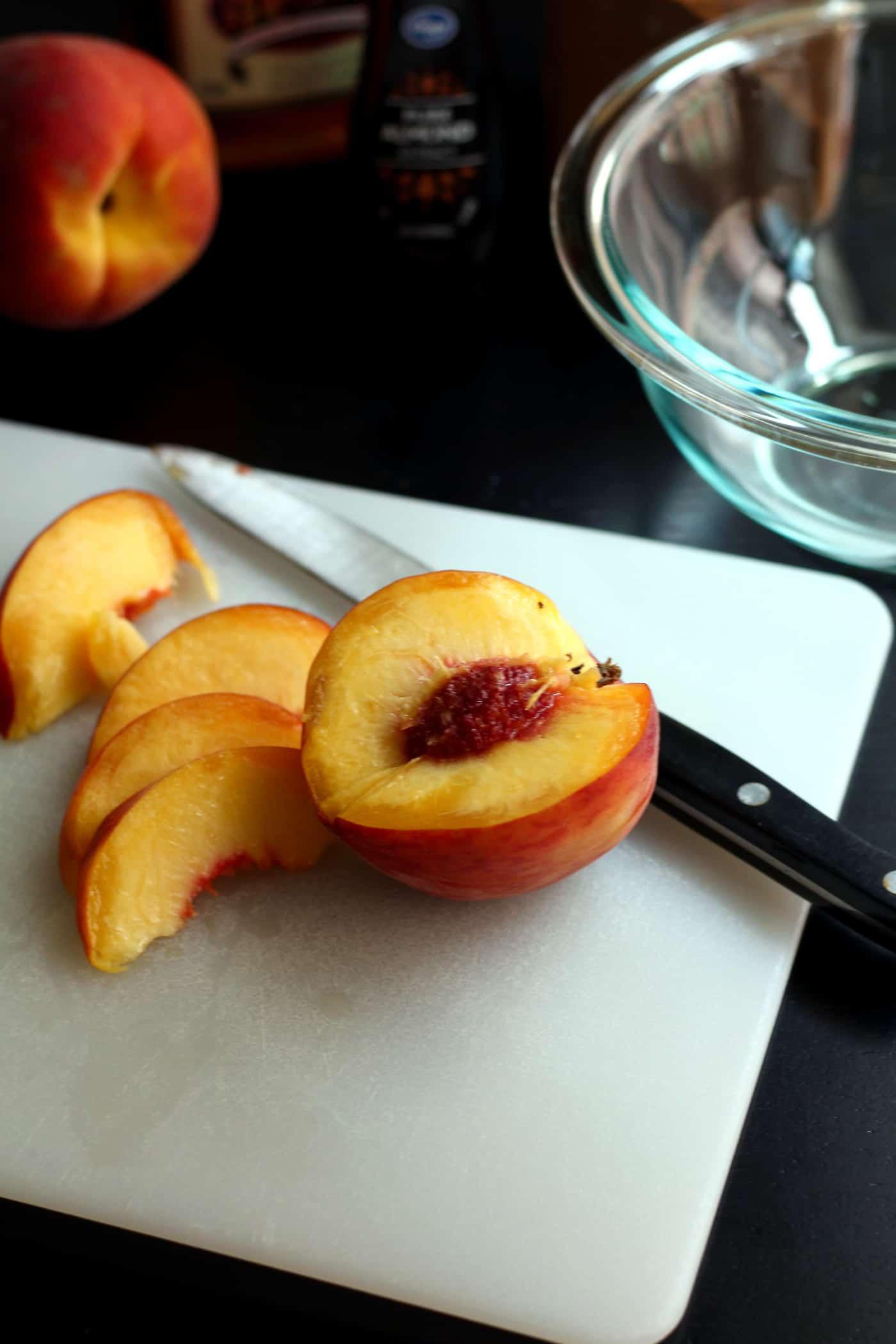 Healthy Peach Recipe Round-Up