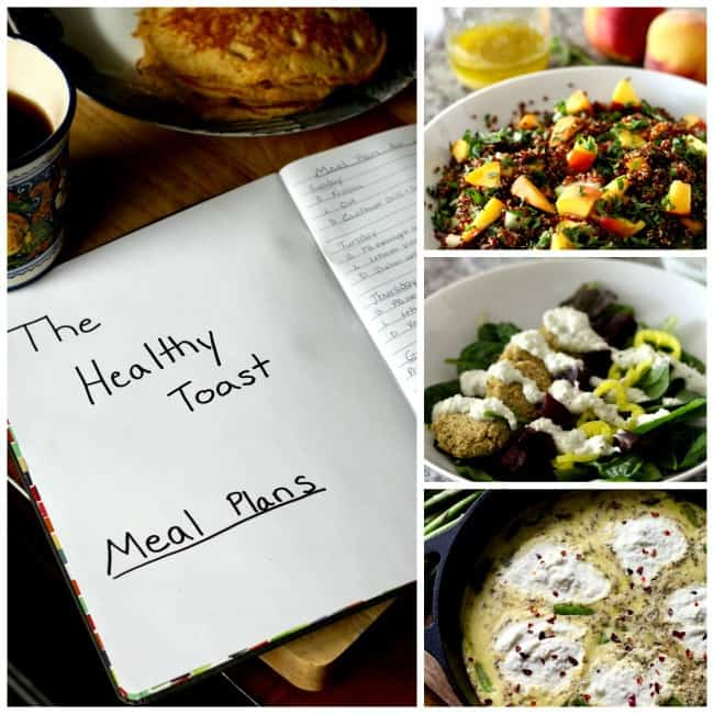 THT Meal Planning Guides: Week 16