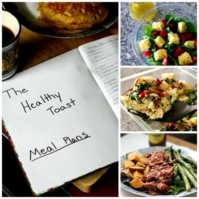 THT Meal Planning Guides: Week 17