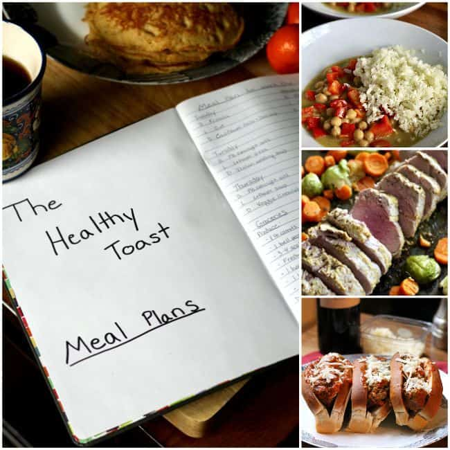 THT Meal Planning Guides: Week 21