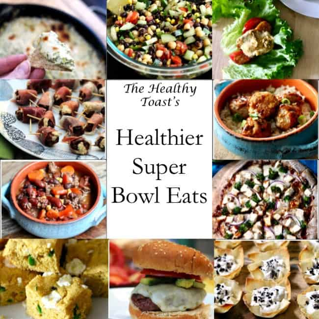 10 healthier super bowl worthy recipes the healthy toast 10 healthier super bowl worthy recipes forumfinder Image collections