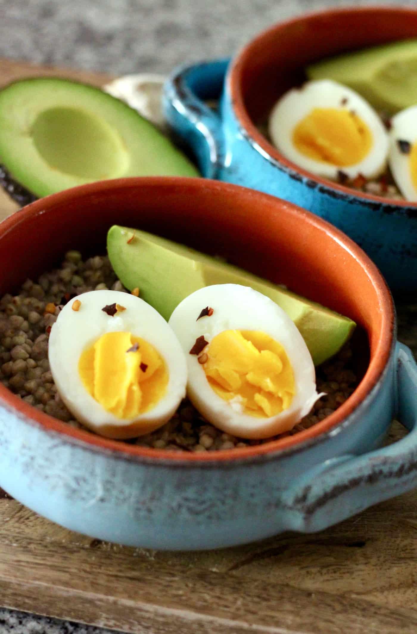 Power Miso Breakfast Bowls