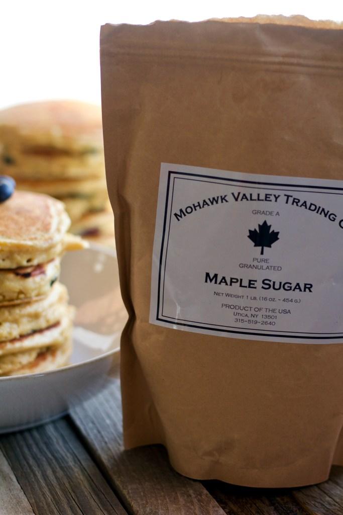 Bag of Mohawk Valley Maple Sugar