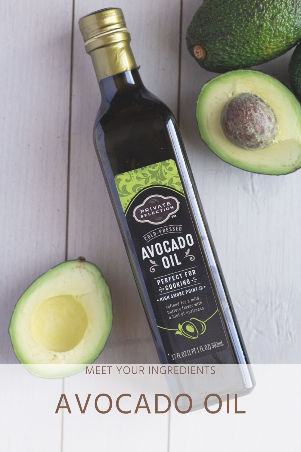Meet Your Ingredients: Avocado Oil